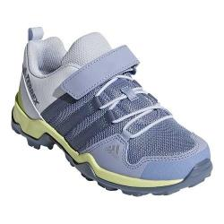 Children's adidas Terrex AX 2.0 R Cloudfoam Hiking Shoe Chalk Blue/Raw Steel/Semi Frozen Yellow