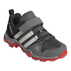 Children's adidas Terrex AX 2.0 R Cloudfoam Hiking Shoe Grey Four/Grey One/Hi-Res Red