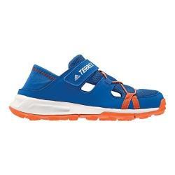 Children's adidas Terrex Tivid Shandal Water Shoe Blue Beauty/Orange/Chalk White (More options available)