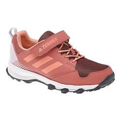 Children's adidas Terrex Tracerocker Cloudfoam Hiking Shoe Trace Scarlet/Chalk Coral/Orchid Tint