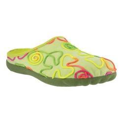 Women's Flexus by Spring Step Taya Slip-On Shoe Lime