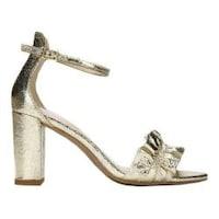 91783d046ad Shop Women s Kenneth Cole Reaction Rise Ruffle Heeled Sandal Storm ...