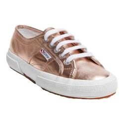 Women's Superga 2750 COTMETU Sneaker Rose Gold Cotton