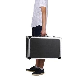 Universal Style Hardshell Backpack Shoulder Bags For Phantom 3/4 Black