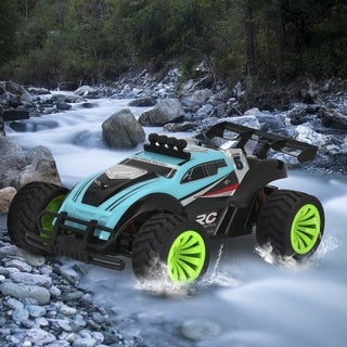 2.4Ghz Wireless Remote Control High Speed Electric RC Offroad Car Truck
