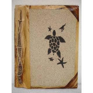 Handmade Turtle Photo Album (Indonesia)