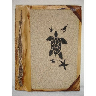 Handmade Turtle Photo Album (Indonesia)
