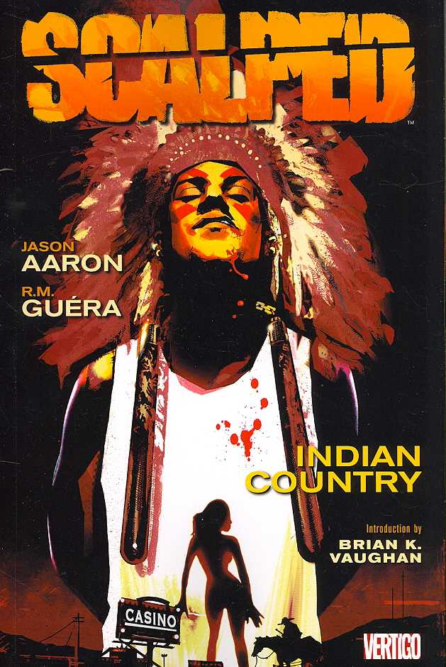 Scalped 1: Indian Country (Paperback)