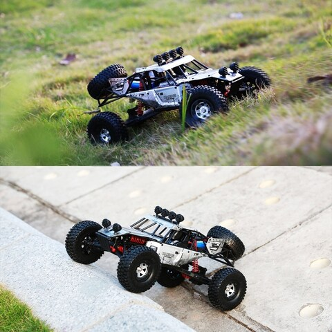FY-03 2.4G 4WD 1:12 Off-road Truck High Speed Ready To Race Remote Control Car