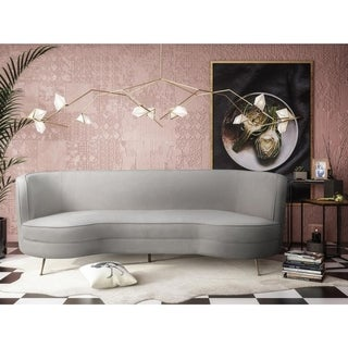 Link to Flare Cream Chenille Sofa Similar Items in Sofas & Couches