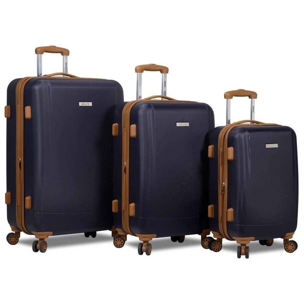 Deluxe Collection Lightweight 3-Piece Spinner Luggage Set