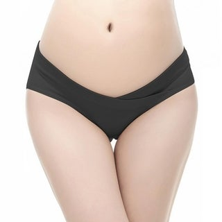 Seamless Stretch Maternity Panties