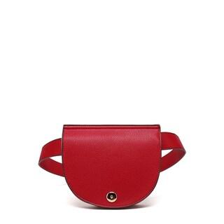MKF Collection Daksha Half Moon Belt Waist Bag by Mia K Farrow