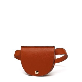 MKF Collection Daksha Half Moon Belt Waist Bag by Mia K Farrow