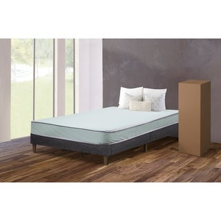 "7"" Twin Hospital Mattress with Spill Resistant Vinyl"
