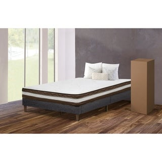 "Purest of America® Euro 2 Sided 11"" Full XL Mattress"