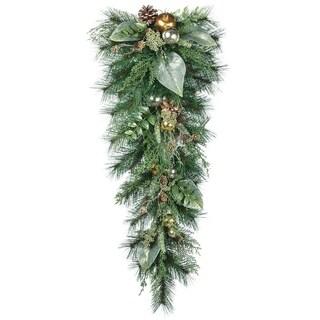 "Long Needle Pine Swag - 14""l x 9""w x 32""h"