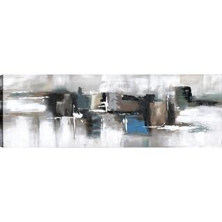 ArtMaison Canada 'Abstract Landscape I' Canvas Print Wall Art