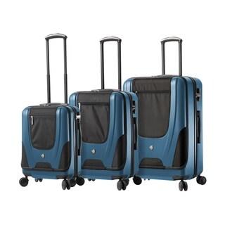 Ibeido ITALY Hardside Spinner Luggage 3 Piece Set