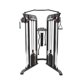 Inspire Fitness FTX Black Heavy-duty Steel Functional Trainer