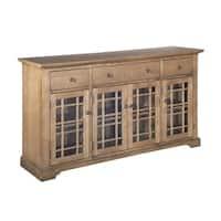 Finch 4 Door Storage Cabinet