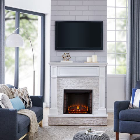 Tremendous Buy Mantel Fireplaces Online At Overstock Our Best Download Free Architecture Designs Scobabritishbridgeorg