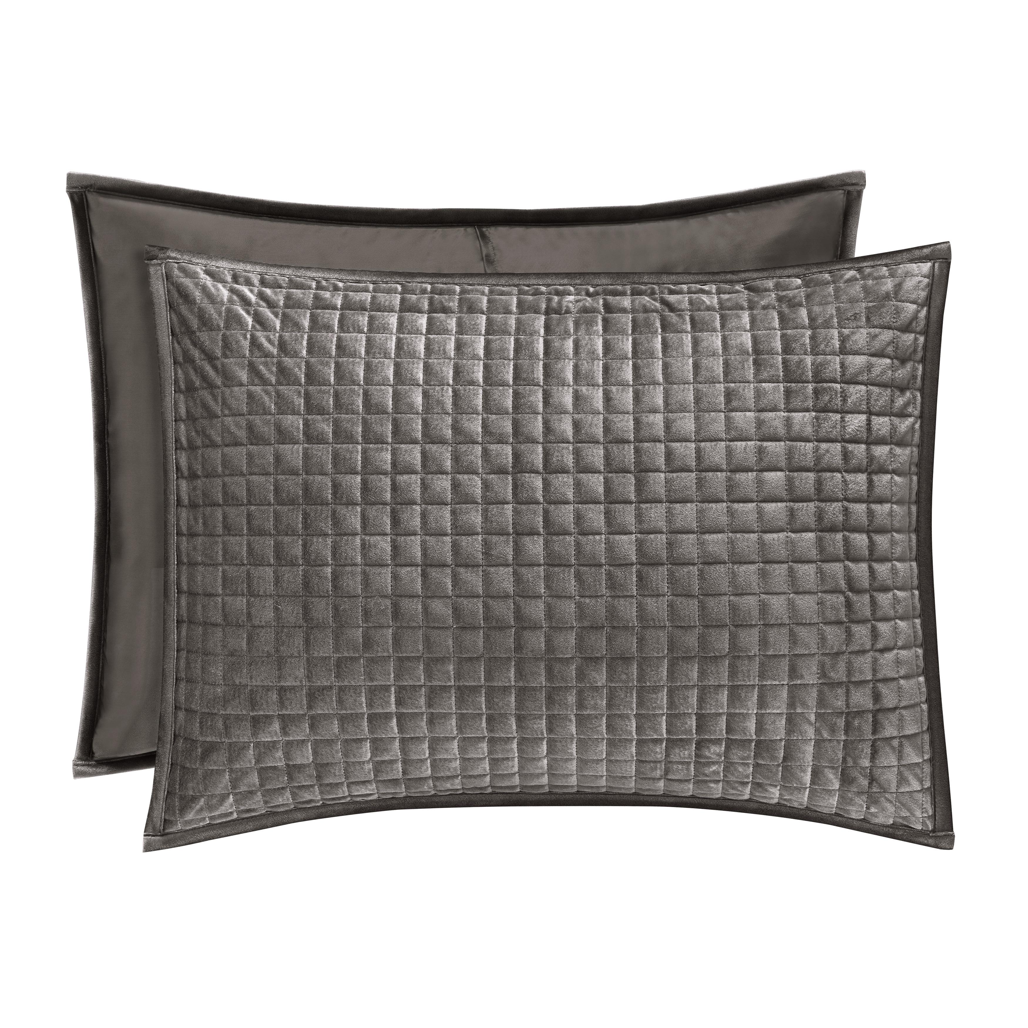 Five Queens Court Gordon Velvet Pillow Sham On Sale Overstock 23435433