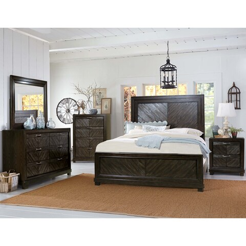 Madison 4-Piece Bedroom Set by Greyson Living