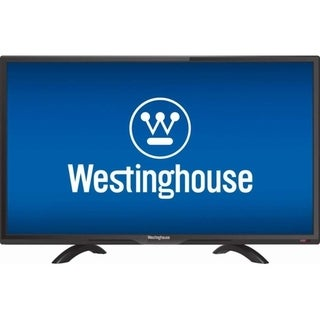 Refurbished Westinghouse 24 in. LED W/ Built In DVD Player-WD24HB6101 - N/A - N/A