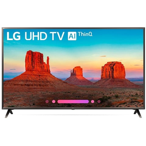 LG 55UK6500 55 inch 4K Smart UHD HDR LED TV - Refurbished