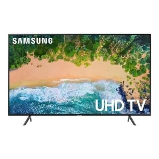 Refurbished Samsung 55 in. 4K Smart UHD HDR LED TV-UN55NU7100 - N/A - N/A
