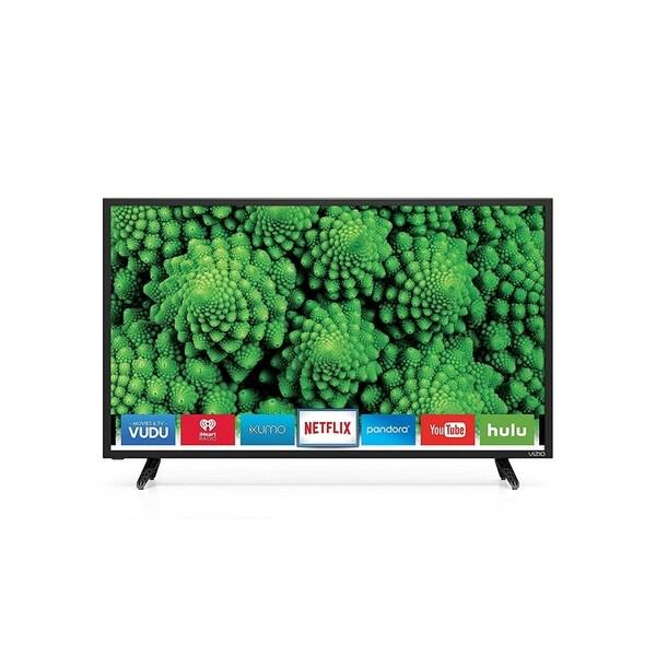 Shop Vizio D32F-F 32 inch 1080P Smart LED TV - Refurbished - Free