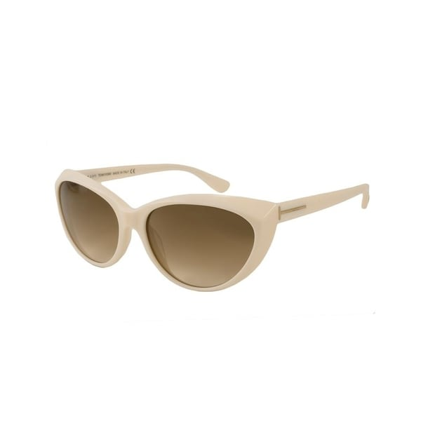 0ff078cd359eb Shop Tom Ford Martina Women Sunglasses - White - Free Shipping Today -  Overstock - 23438125