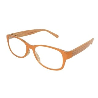 Gabriel + Simone Mina Orange Women Reading Glasses