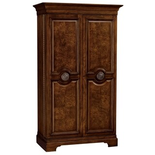 Howard Miller Barossa Valley Vintage, Elegant, and Chic Style, Foyer Liquor or Wine Cabinet, Occasional Storage Closet