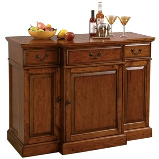 Howard Miller Shiraz Vintage, Charming, Farmhouse Chic, Foyer Liquor or Wine Cabinet, Buffet Sideboard, or Media Cabinet