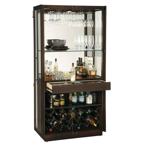 Shop Howard Miller Chaperone Iii Foyer Liquor Or Wine Cabinet 80