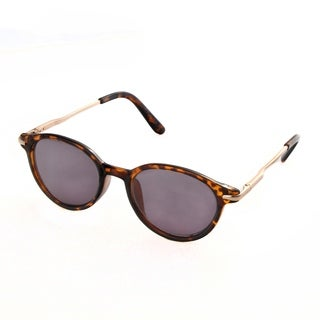 Hot Optix Round Retro Unisex Sunglass Readers