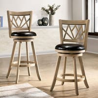 The Gray Barn Epona Swivel Bar Stool