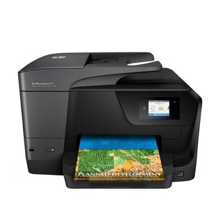Refurbished HP OFFICEJET PRO 8710 ALL IN ONE PRINTER-BLACK