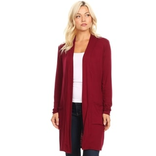 893d74d1087cd Women's Sweaters | Find Great Women's Clothing Deals Shopping at Overstock  - Wrap Yourself In Warmth
