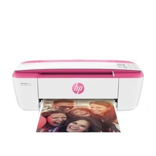 Refurbished HP 3755 All In One Color Ink Jet Printer- PINK