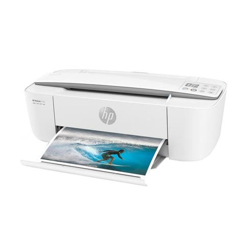 Refurbished HP 3755 All In One Color Ink Jet Printer- WHITE