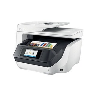 REFURBISHED HP OFFICEJET PRO 8720 All In One Printer-WHITE