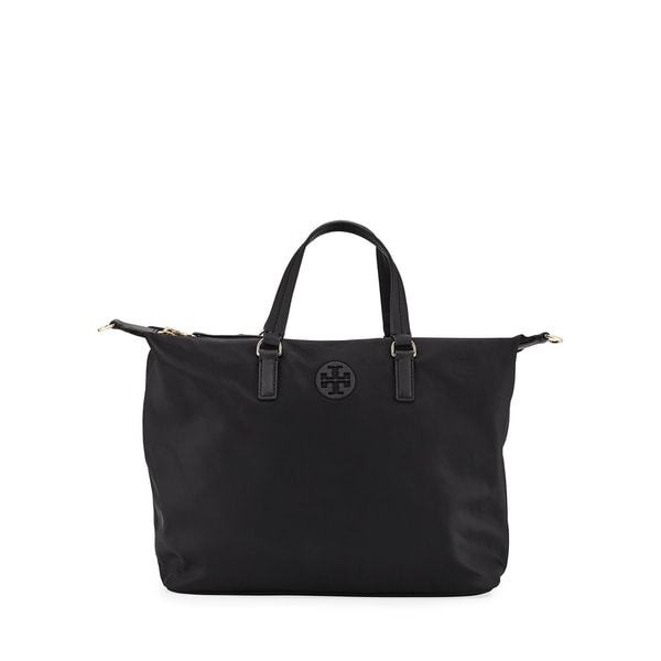 814543645a6 Shop Tory Burch Tilda Nylon Slouchy Satchel - Free Shipping Today ...