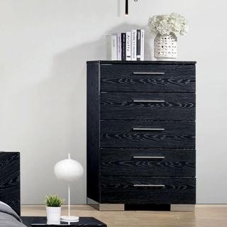 Carbon Loft Ballingham Transitional 5-drawer Chest