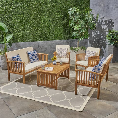 Buy Outdoor Sofas, Chairs & Sectionals Online at Overstock | Our ...
