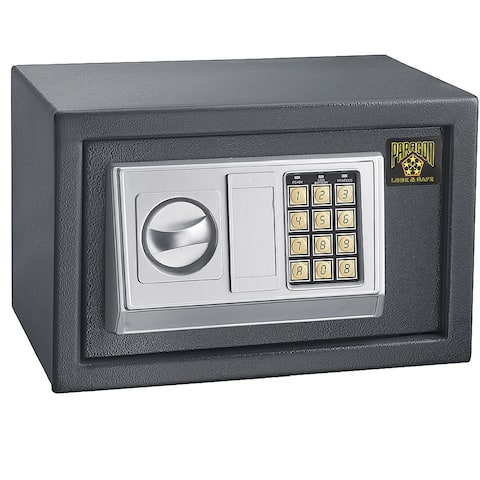 Paragon Electronic Safe for Jewelry and Home Security, Digital