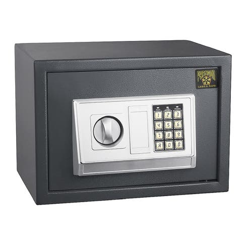 Paragon Digital Safe for Jewelry and Home Security Heavy Duty