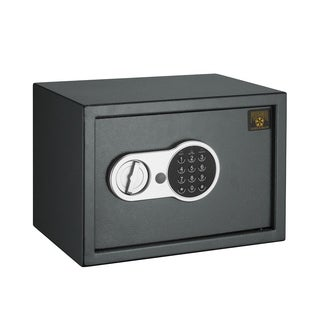 Paragon Electronic Digital Entry Deluxe Safe For Home Security